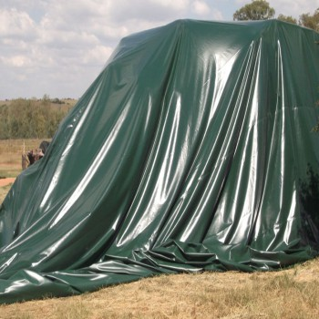 Grass Bales Cover